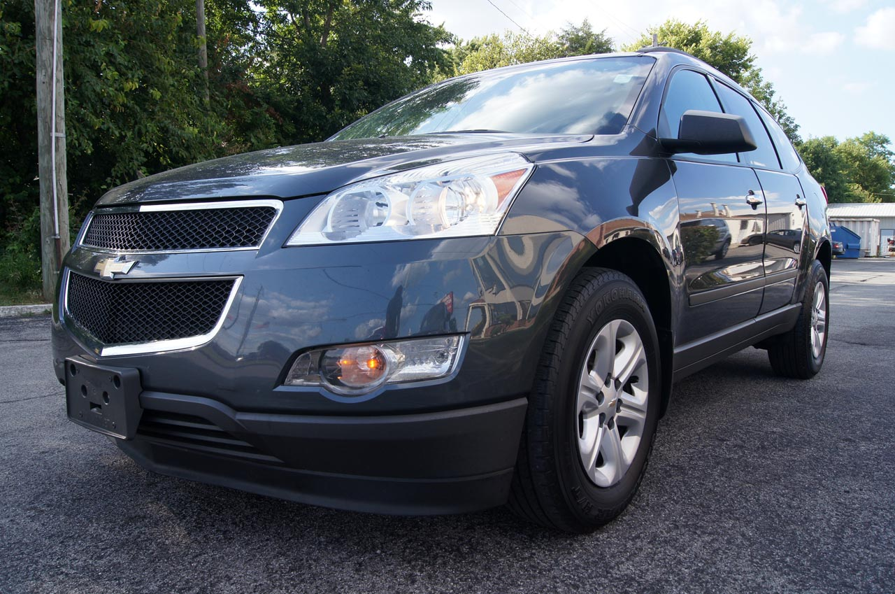 100+ [ Chevrolet Traverse Ls ] | Used 2015 Chevrolet Traverse Ls Suv 16 690 00,Chevrolet ...